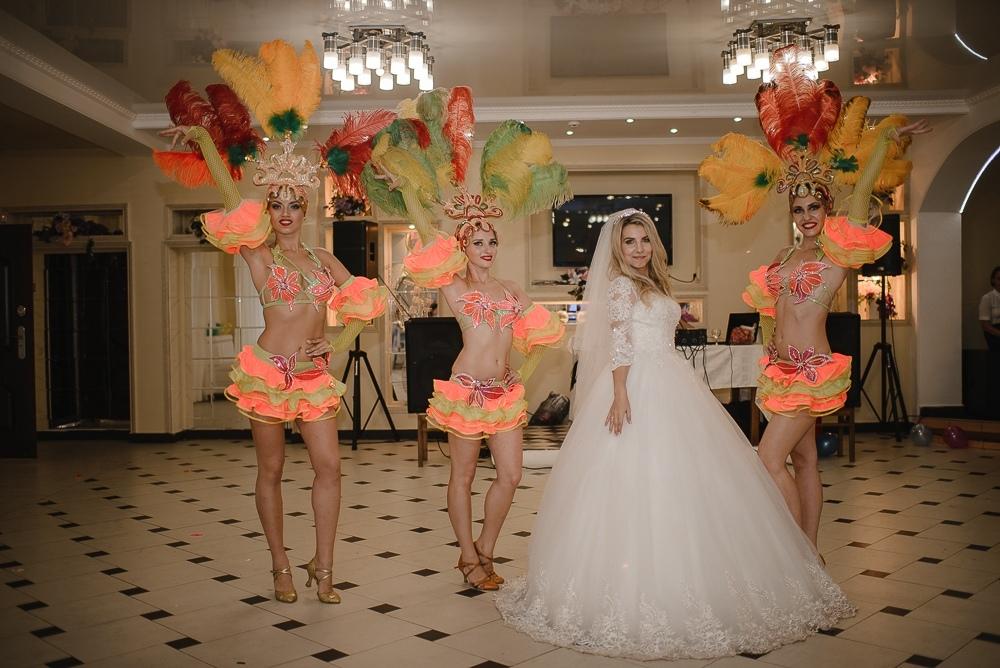 Шоу балет «Та-Ис» в Самаре