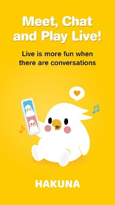 HAKUNA Live - Meet, Chat and Play Live 1.27.12