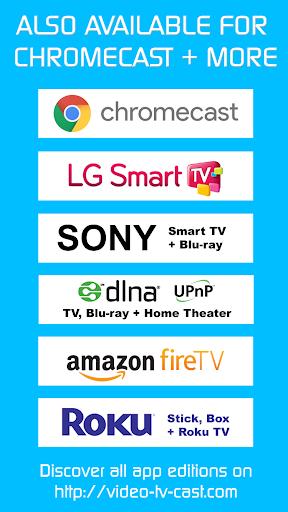 Video & TV Cast | Samsung TV - HD Movie Streaming 2.25 screenshots 4