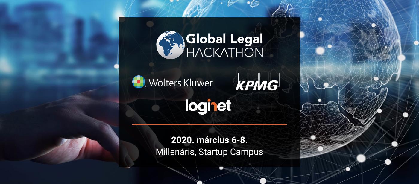 A LogiNet is résztvesz a Global Legal Hackathon-on