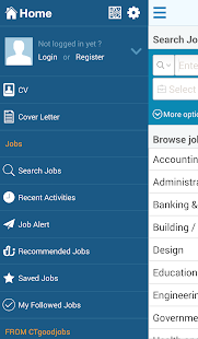 Job Search - CTgoodjobs - screenshot thumbnail