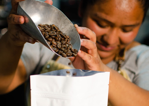 """Transported through your cup"": A guide to serving coffee roasted at origin"