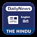 DailyNews - UPSC Civile Service Mission 2017 icon