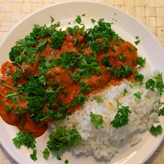 Grilled Spicy Chicken Tikka Masala #ChickenWorld