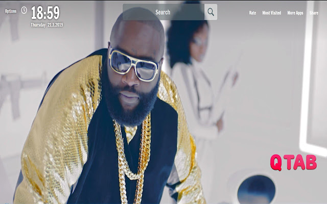 Rick Ross New Tab Music Wallpapers