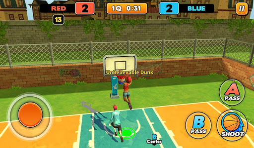 Street Basketball FreeStyle v7 (Mod Coins)