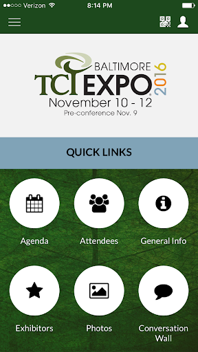 TCI EXPO Screenshot