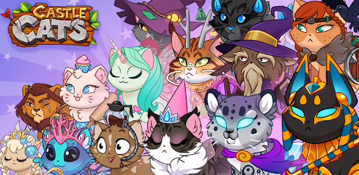 Castle Cats: Idle Hero RPG Free shopping