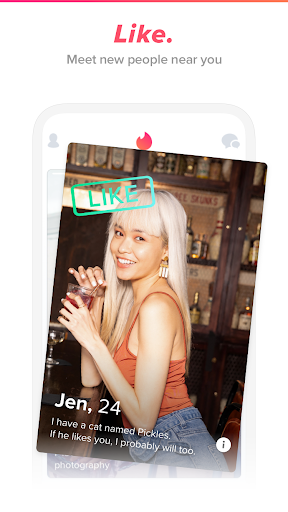 Tinder Lite screenshot 1