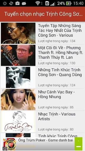 Nhac Trinh Cong Son