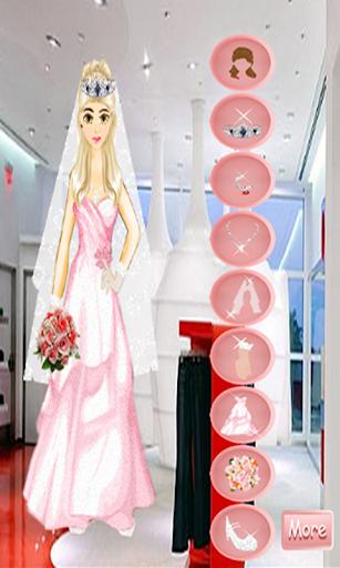 新娘換裝女孩