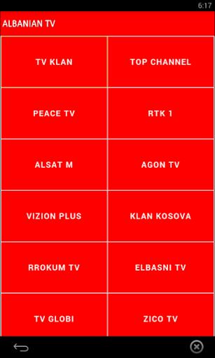 ALBANIAN TV LIVE