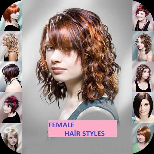 女发型 生活 App LOGO-硬是要APP