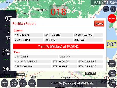 GPS Air Navigator screenshot 10