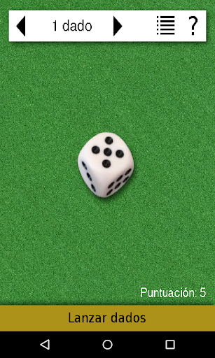 Virtual Dices