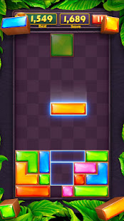 Download Brickdom - Drop Puzzle For PC Windows and Mac apk screenshot 2
