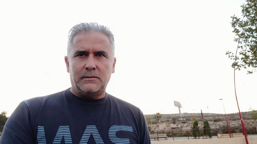 El Maestro Pepe Morales.