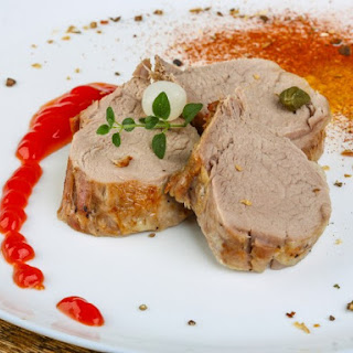 Slow Cooker Jamaican-Style Pork Tenderloin