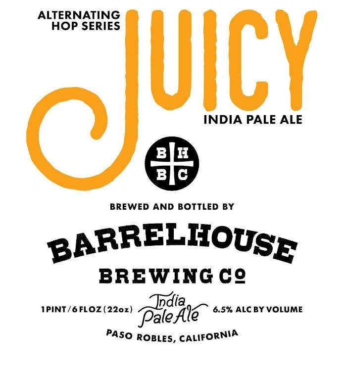 Logo of BarrelHouse Juicy IPA