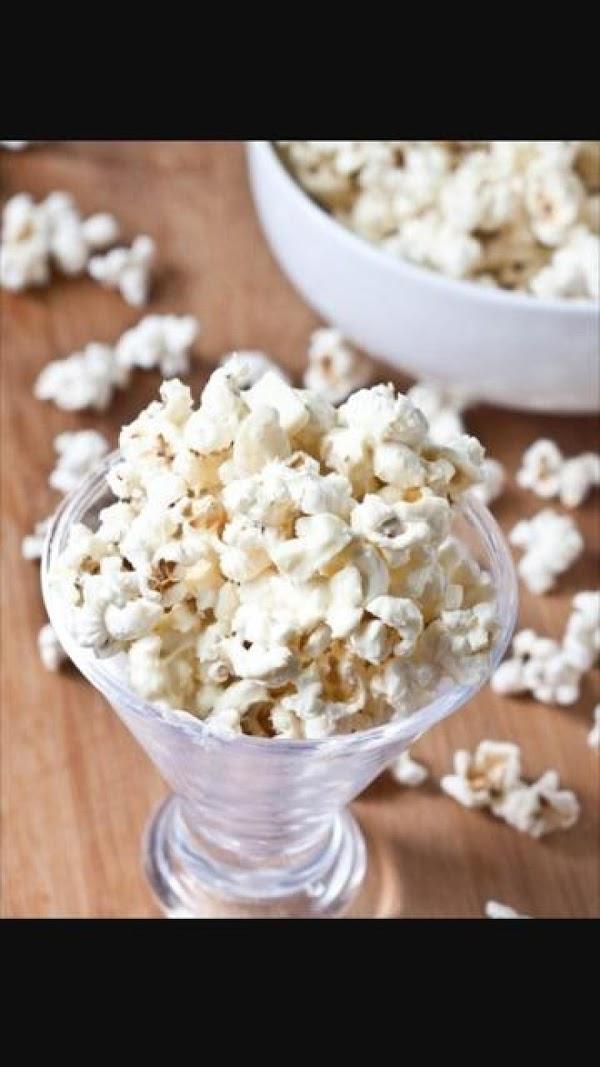 White Chocolate Crack Corn Recipe