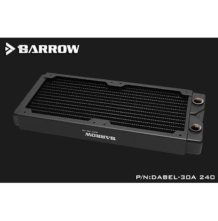Barrow Dabel-A radiator, 240, 2x120-30