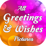 All Greetings and Wishes Icon