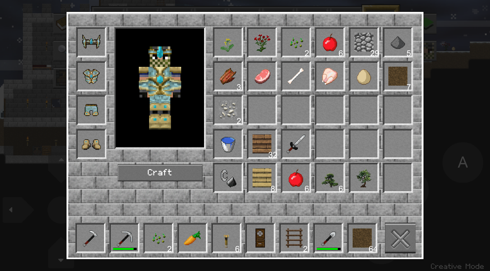 uCraft- screenshot