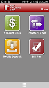 FCB Mobile Banking- screenshot thumbnail