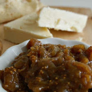 Fig and Onion Chutney.