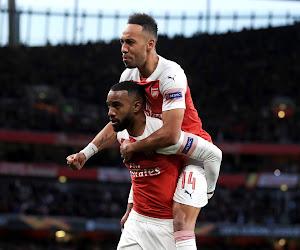Bezorgt tandem Aubameyang-Lacazette Arsenal straks de FA Cup?