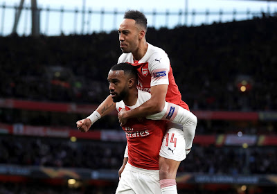 'Arsenal en Atlético Madrid gaan Alexandre Lacazette en Thomas Lemar ruilen'