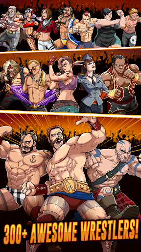 The Muscle Hustle: Slingshot Wrestling  screenshots 2