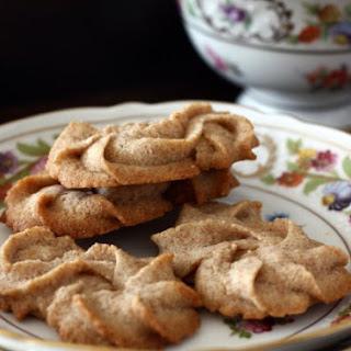 Viennese Shortbread Cookies