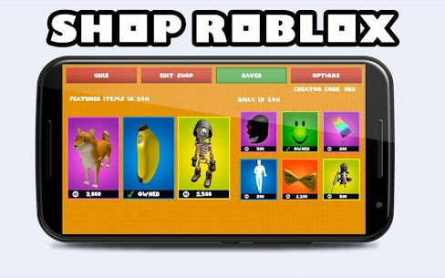 Make Master Shop for Roblox 4