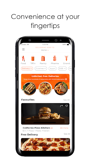Cheetay - Online shopping and food delivery 3.9.2 screenshots 1