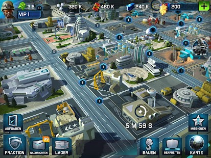 War Planet Online: Global Conquest Screenshot