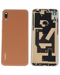 Y6 2019 Back Cover Amber Brown