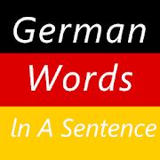 German Words In A Sentence