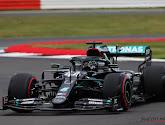 Lewis Hamilton snelt voor Mercedes naar snelste tijd in derde vrije training