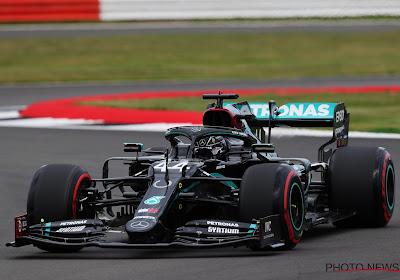Hamilton en Bottas draaien de rollen om in tweede oefensessie Barcelona