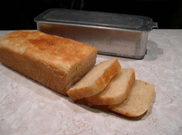 Pullman Bread  Pain De Mie Recipe