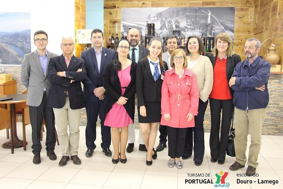 Rotary Club Lamego distingue aluna da Escola de Hotelaria e Turismo do Douro-Lamego