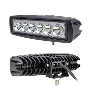 Proiector LED auto Off-Road 18W 12V-24V 1320 lumeni