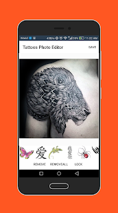 Tattoo My Photo PRO for Men - Free Design 2018 - náhled