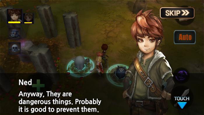 Black Stone- screenshot