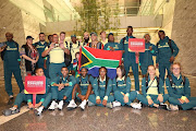 Team SA was warmly welcomed by the South African embassy in Doha upon arrival in Qatar for their World Athletics Championships participation but unfortunately they did not have the most successful trip.