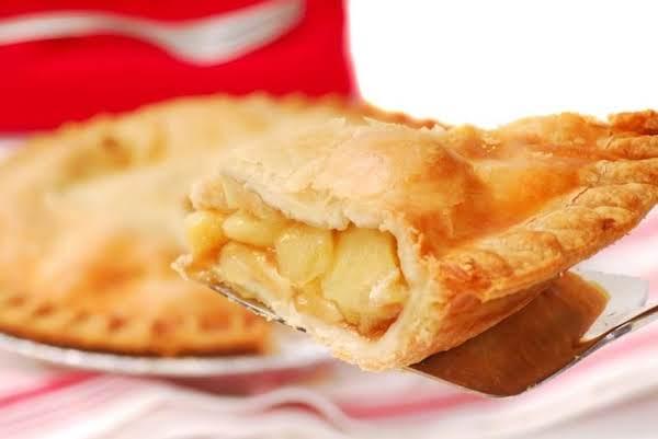 Apple Pie With Bergamot Marmalade