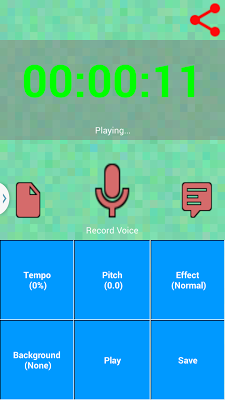 Voice Maker - screenshot