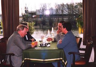 Photo: Jan en Truida de Hek Romeijn en Aart en Nel Brandwijk Romeijn