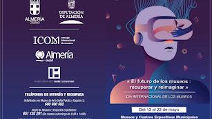 Un amplio abanico de actividades para conmemorar el Día Internacional de los Museos.